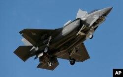 F-35 ABŞ hərbi arsenalının ən qüdrətli təyyarələrindən sayılır