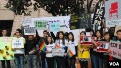 香港20多個團體及政黨參與「國際人權日2012嘉年華」