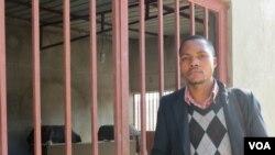 Daniel Joaquim Matias Secretario Provincial da CASA no Namibe