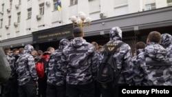Marš u Kijevu u aprilu 2019. godine. Izvor: Michael Colborne, BIRN