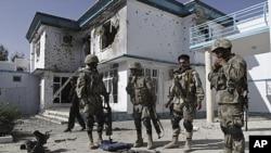 کشته شدن پنجاه تندرو طالب در منطقه هم سرحد با پاکستان