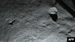Površina komete