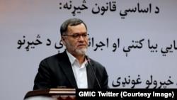 د افغانستان اساسي قانون د جمهور رئیس د واک لپاره پنځه کلونه ټاکلي دي.