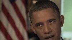 奧巴馬﹕白宮將竭盡全力控制槍支暴力