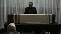 Leader of Egyptian Jews Honored at Funeral