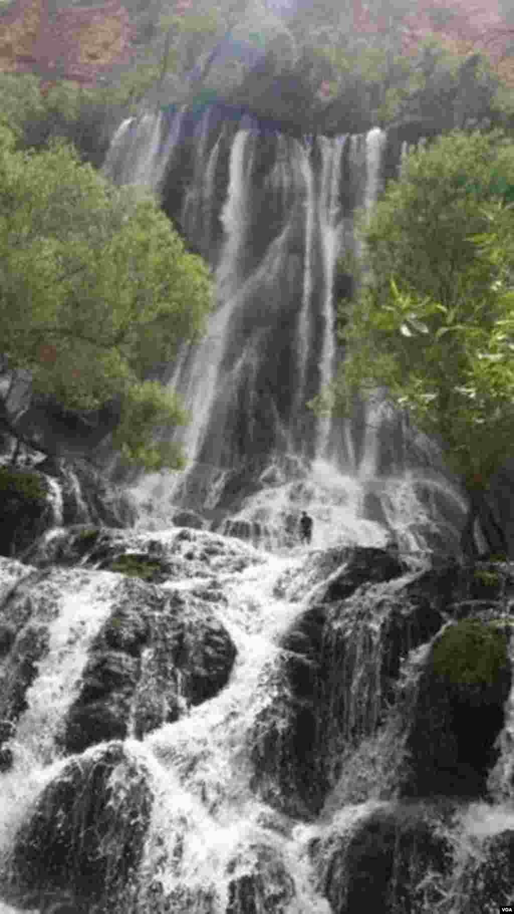 آبشار شوی- دزفول عکس: محمد (ارسالی شما)