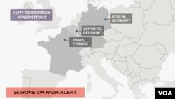 Anti-terrorism operations