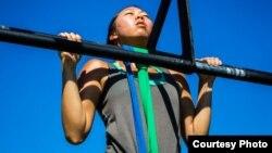CrossFit athlete in Washington, D.C. (Photo: Michael J. LaPierre)