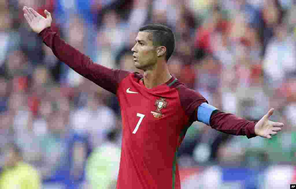 2 - Cristiano Ronaldo (POR/Real Madrid)