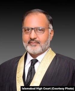 اسلام آباد ہائی کورٹ کے سابق جسٹس شوکت صدیقی