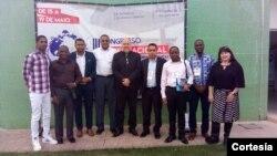 Participantes dos PALOP no III Congresso Internacional do grupo UNIS