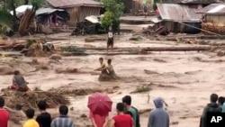 Klizišta posle oluje na Filipinima