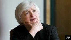 A la hora de las explicaciones, la presidente de la Reserva Federal, Janet Yellen, es todo un juego de palabras.