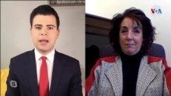La VOA conversa con Roberta Jacobson, coordinadora para asuntos de la frontera e inmigración