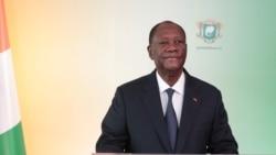 """Pour Ouattara, les candidatures de Gbagbo et Soro sont des """"provocations""""."""