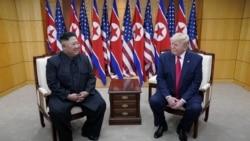 VOA: EE.UU. Trump y Kim en nuevas conversaciones