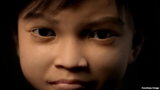 A Dutch human rights group created a virtual 10-year-old Filipino girl to lure webcam cyber predators. (Terre des Hommes)