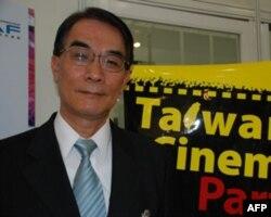 台湾新闻局副局长许秋煌