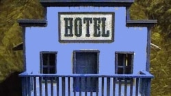 Quiz - The Blue Hotel, Part One