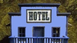 Quiz - The Blue Hotel, Part Two