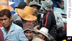 民间团体呼吁泰国政府保护缅甸外劳