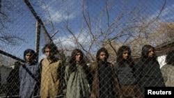 دا هغه پاکستاني طالبان دي چې د ۲۰۱۶ پیل کې په کابل کې ونیول شوو