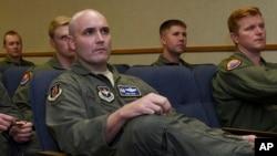 资料照:曾经为美国空军飞行员、现任美联邦快递公司飞行员的陶德·霍恩于2019年9月12日被中国当局在广州拘留。