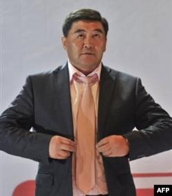 Qamchibek Toshiyev