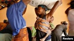 As mulheres no Gana ainda não gozam direitos iguais.