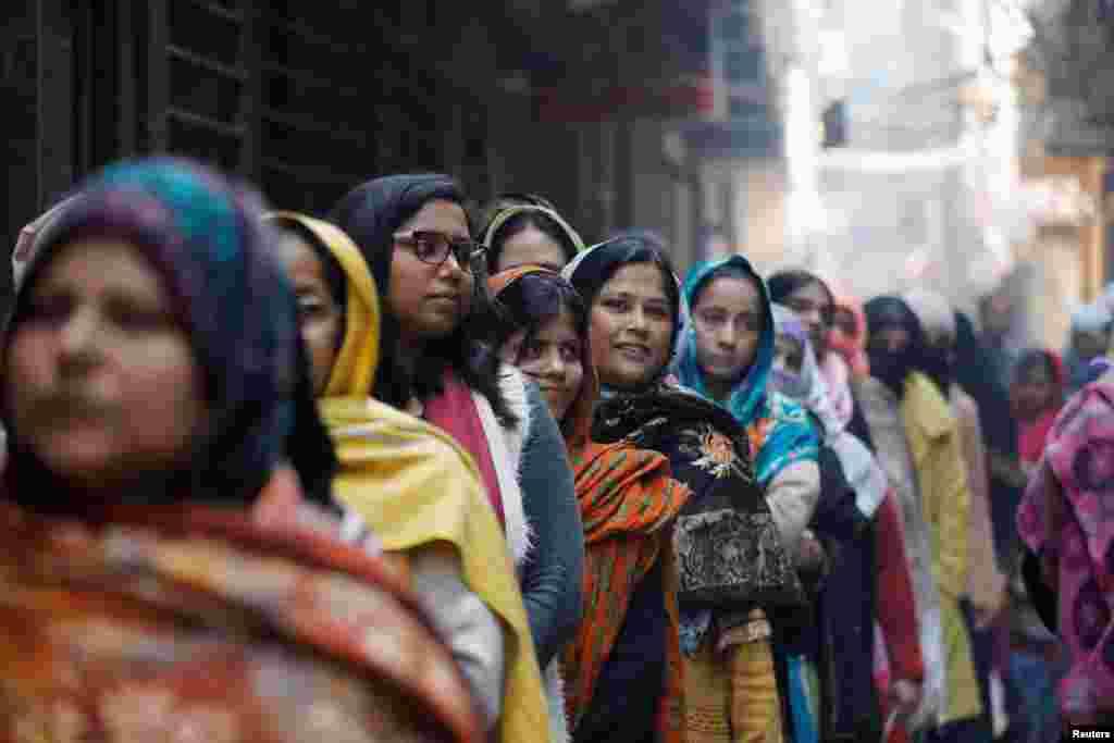 نئی دہلی کے ریاستی انتخابات کو بھارت کی موجودہ سیاسی صورتِ حال کے حوالے سے اہم قرار دیا جا رہا ہے۔