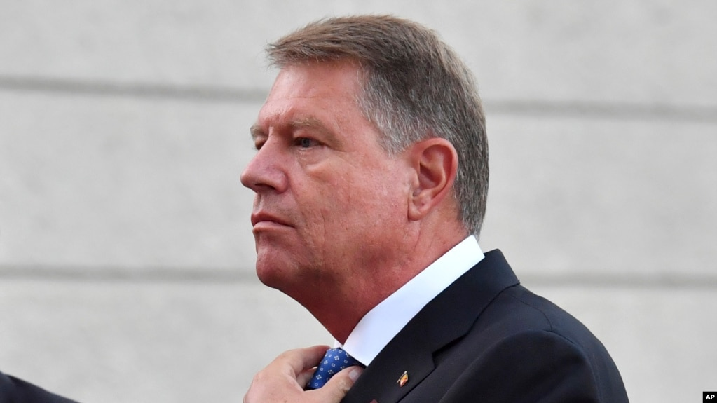 Romanian Leader Says Country Not Ready for EU Presidency