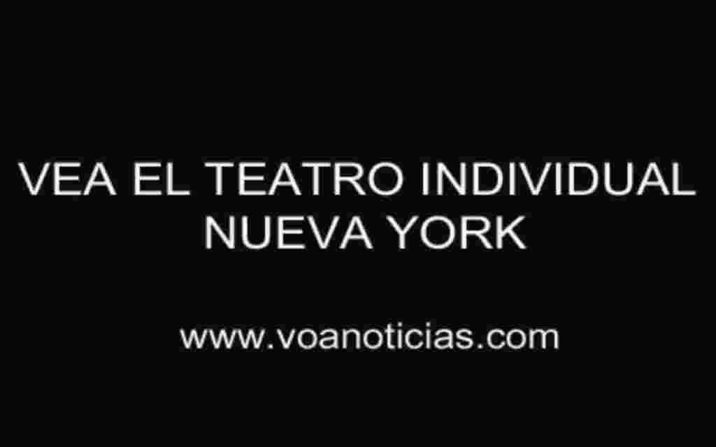 Vea los teatros individuales en NY