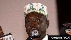 Baciro Djá, primeiro-ministro da Guiné-Bissau