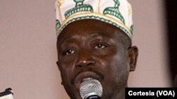 Baciro Dja, primeiro-ministro da Guiné-Bissau