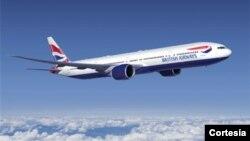 El Boeing 777-300ER tiene un precio de lista de poco más de $320 millones.