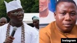 Gani Adams/Sunday Igboho.