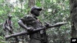 Un milicien FDLR