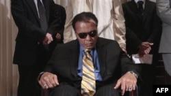 Мохаммед Али. Вашингтон, 24 мая 2011г.