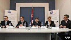 Kosova ile Sırbistan Arasında İlk Görüşme