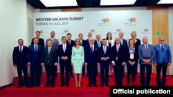 Nema razumevanja o tome šta dobrosusedski odnosi zaista znače i nema prave želje među balkanskim političkim elitama: Marko Čeperković; na slici samit predstavnika EU i lidera Zapadnog Balkana u Poznanju, jul 2019.