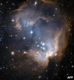 """""""Xabbl"""" teleskopi olgan surat"""