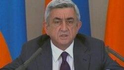 ارمنستان روابط ديپلماتيک با مجارستان را به حالت تعليق درآورد