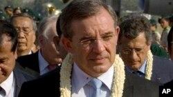 Тьери Мариани, глава делегации французских парламентариев, посетивших Крым (архивное фото)