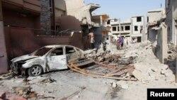 Al-Qaida Marks Eid In Iraq
