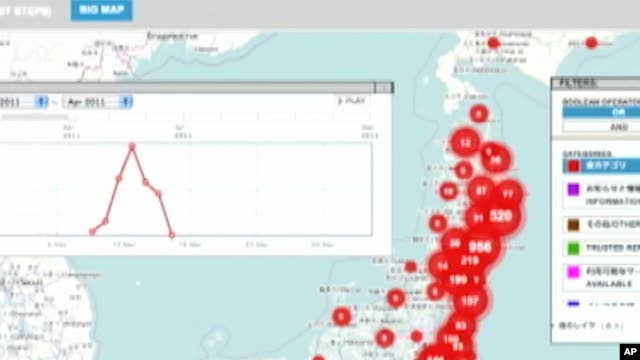 Crisis Mapping Helps with Disaster Relief