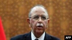 PM Libya, Abdurrahim el-Keib