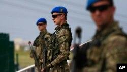 نیروهای نظامی ترکیه.