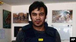 احمد سردار، خبرنگار آژانس خبری فرانس پرس