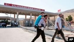 Một số hình ảnh về người tị nạn Syria