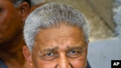 Pakistani nuclear scientist Abdul Qadeer Khan, lionised by many in Pakistan for being founder of Pakistani nuclear program admitted in a televised address of selling nuclear secrets to Iran, Libya and North Korea but government pardoned him, (file photo M